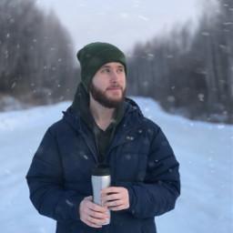winter walk snowwhite