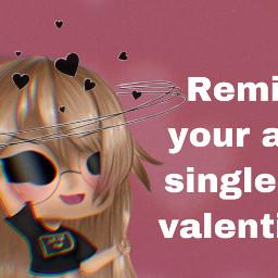gacha valentine gachavalentine valentinesday freetoedit echeartcrowns heartcrowns