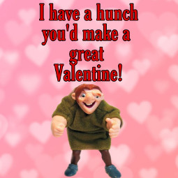 freetoedit valentinesday valentine lol hunchback
