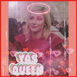 freetoedit lilireinhartedit queen heartsandglitter