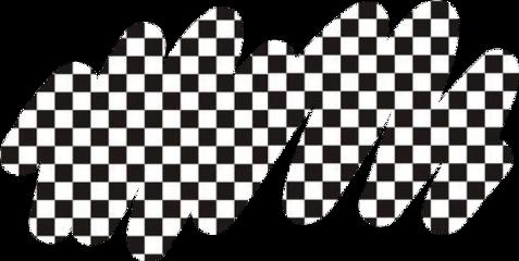checkers overlay black white blackaesthetic freetoedit