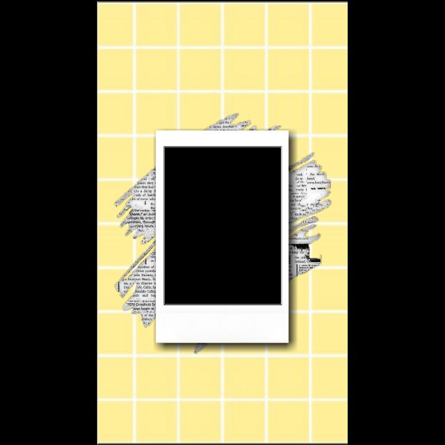 #polaroid #polaroidphoto #polaroidframe #scribble #yellowgridbackground #grid #yellowgrid #funimate #funimatesticker #sticker  #aesthetic #aestheticbackground  #freetoedit