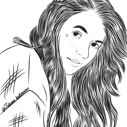freetoedit mydrawing smile longhair cute
