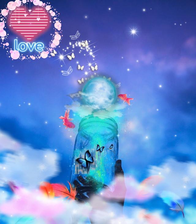 #freetoedit #magicjar #sky #interesting #art #picsart