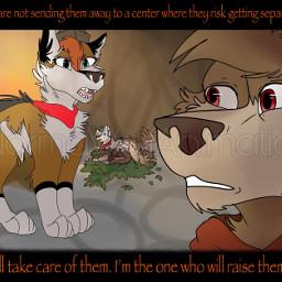 wolf wolfart storyart furryart furry freetoedit