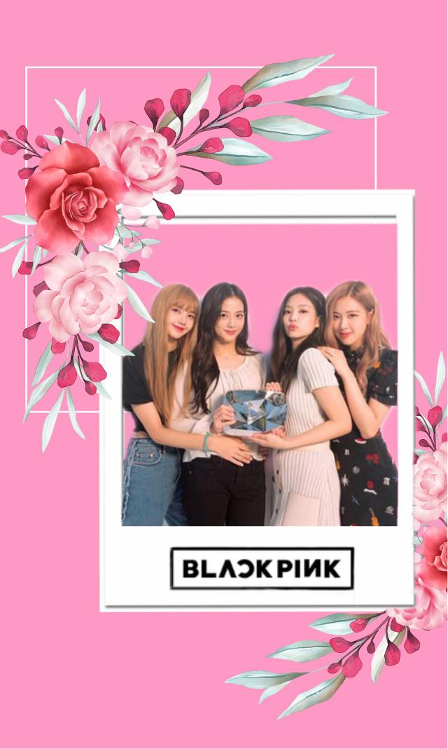#freetoedit #blackpink #rose #lisa #jennie #jisoo #roses #poloroid #pink