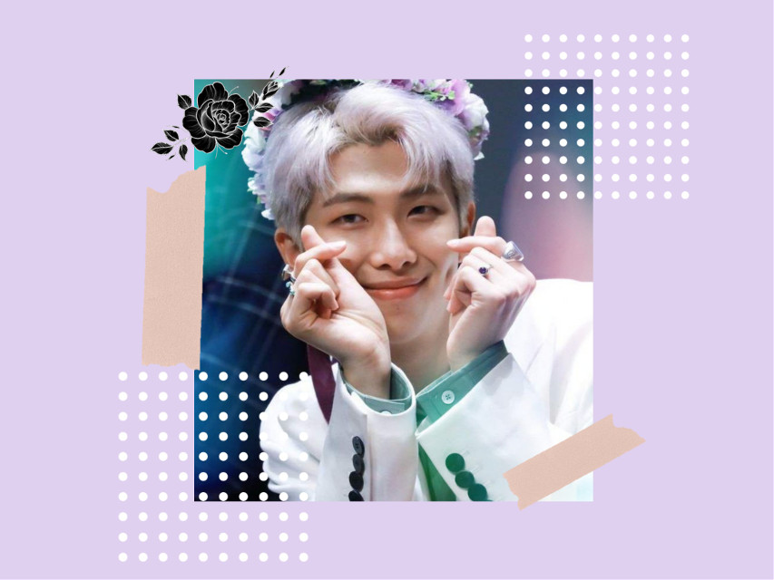 ❤️🥀 leader, you're the most beautiful 🌈🥀 RM 🥀 #KPOP #ARMY #LOVE #KOREA