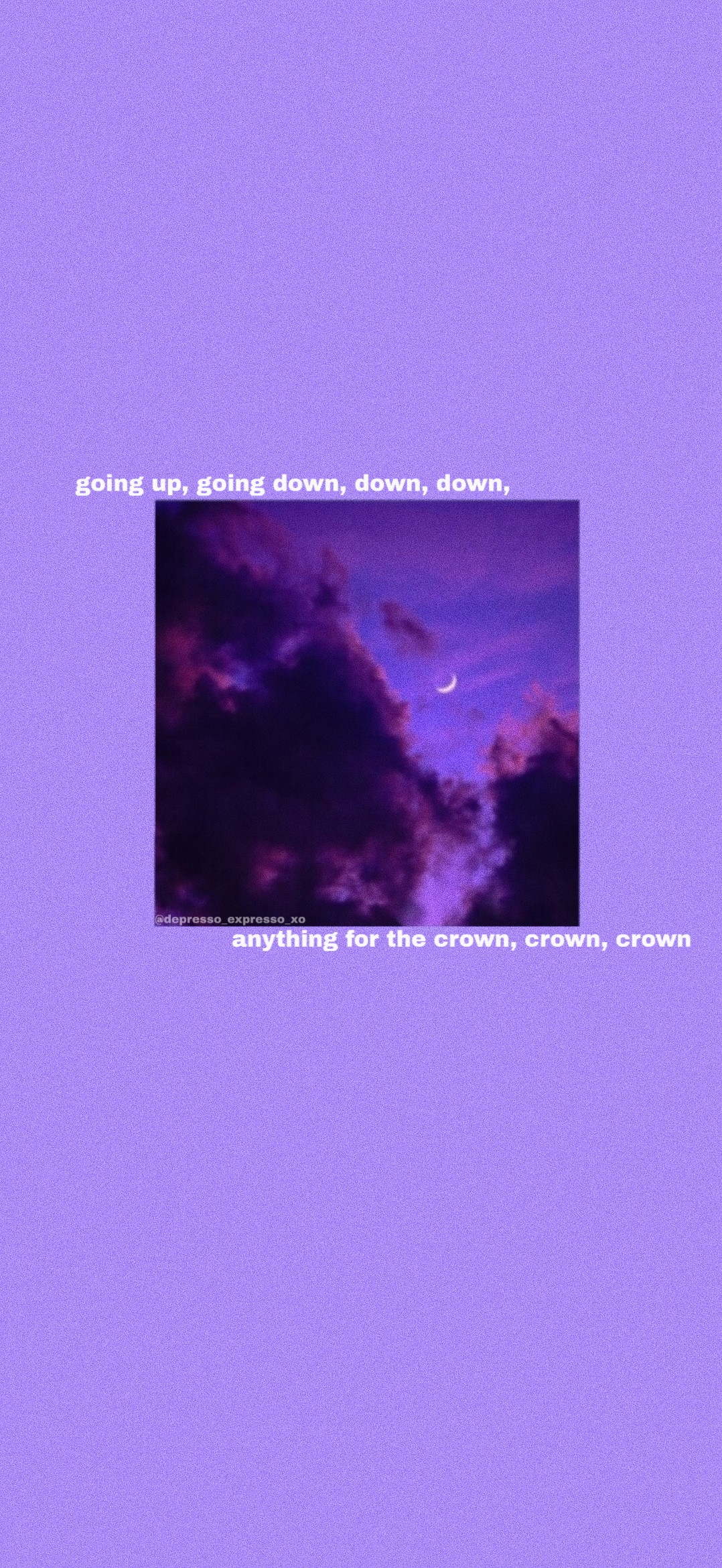 wallpaper purple aesthetic Image by ...