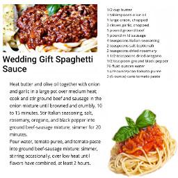 freetoedit spaghetti sauce recipe yummy