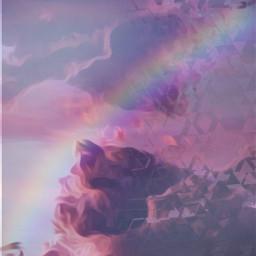 freetoedit cottoncandyskies pink pinkclouds pinkcloud irccottoncandyskies