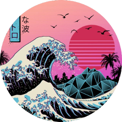 waves vibes freetoedit