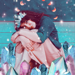 freetoedit crystals stones mysticism soul