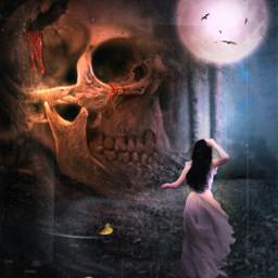 freetoedit darkart darkgirl darkedit darkworld