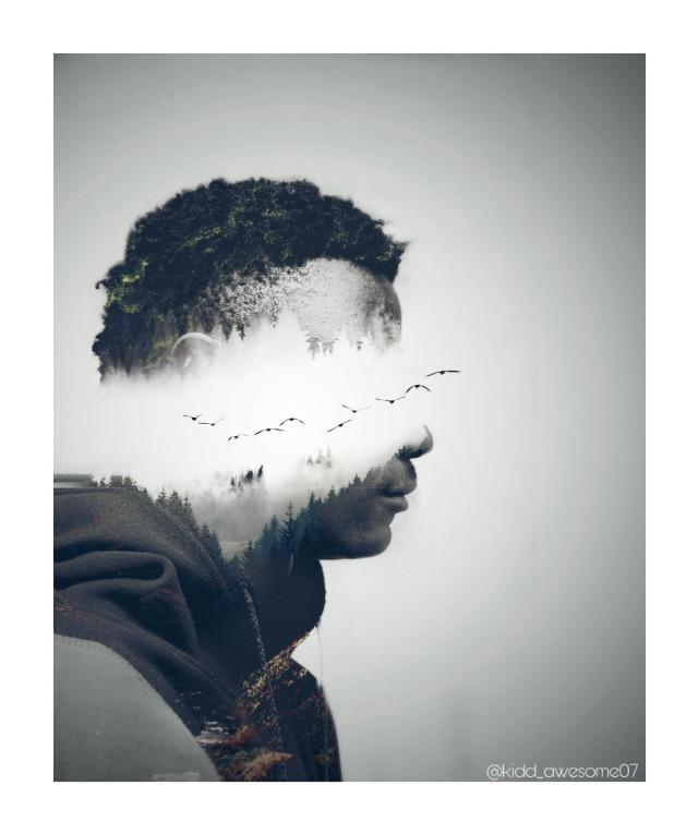 #portrait #doubleexposure #madewithpicsart #portraitphotography #photography #picsart #art #pictureoftheday