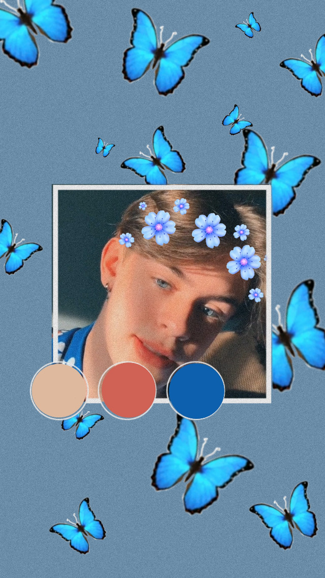 #freetoedit #luvanthony #tiktok #cute #butterfly #beautiful #blue #golf #emoji #picsart #bae #dibujo #art #colour #color
