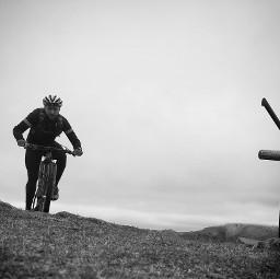 bike mountain mountainbike cycling bnw