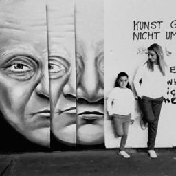 photography weekendvibes freetime streetart motheranddaughter