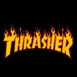 freetoedit trasher fiamma fuoco
