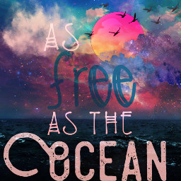 ocean galaxy quotes sayings words freetoedit
