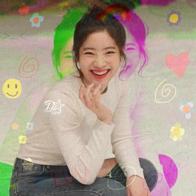 Thoughts? #dahyun #twice #kpop #cute #3d #replay #freetoedit