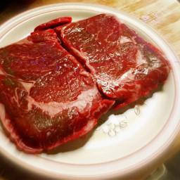 vegan meat steak yummy tasty freetoedit