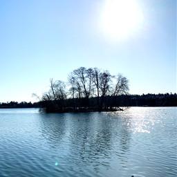 seattle greenlake lake sunny nature freetoedit