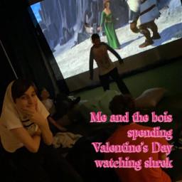 freetoedit interesting valentinesday shrek meandtheboys