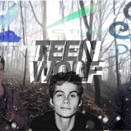 freetoedit teenwolf scott derek stiles