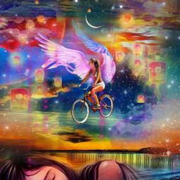freetoedit sleep dreams papicks remixofmyremix ircdancinginthemoonlight