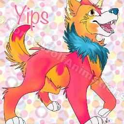 beanieboos wolf puppy dog wolfart freetoedit