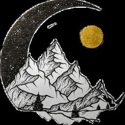moon thanksforthelove freetoedit scmoon