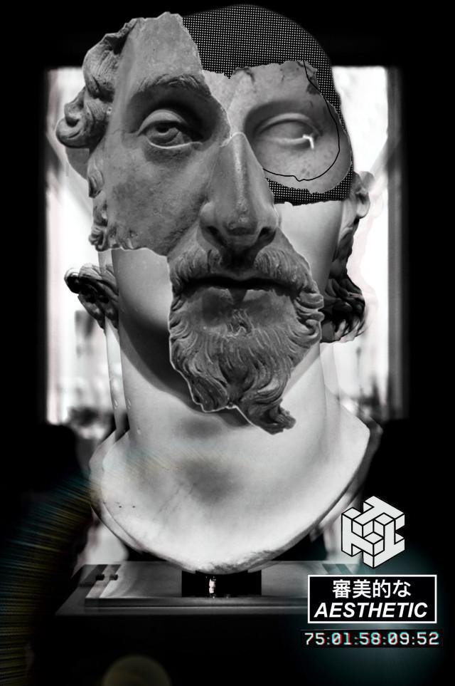 #vaporwave #aesthetic #editthis #vaporart #vaporwaveedit #statuestickerremix #remixchallenge #editedbyme #futureistic
