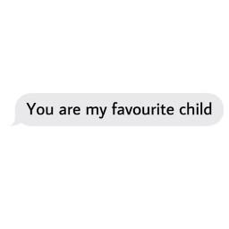 freetoedit favouritechild textmessage