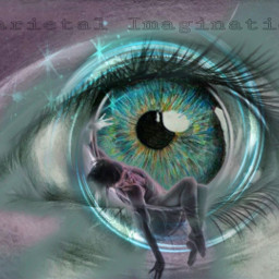 freetoedit eye srcneoncircle papicks neoncircle