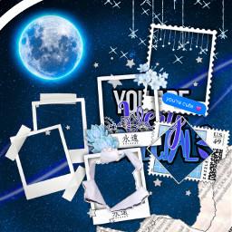 blue bluebackground background edit editbackground freetoedit