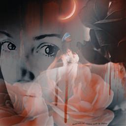 freetoedit feelings soulmates moon sky