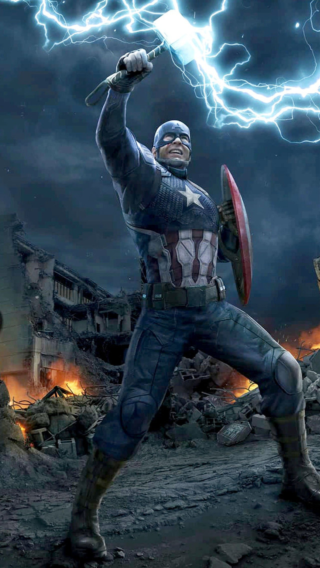 #captainamerica #mjolnir
