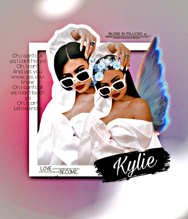 #freetoedit #kylie #kyliejenner