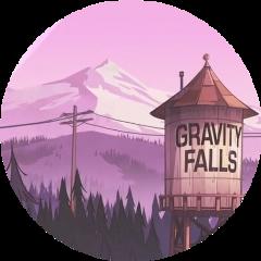 gravityfalls forestaesthetic purpleaesthetic pastelgothaesthetic pastelaesthetic freetoedit