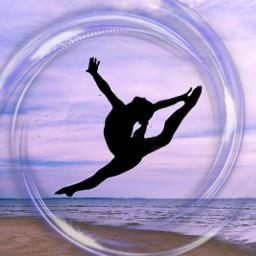 freetoedit gymnastics gymnast circle swirl srcneoncircle neoncircle