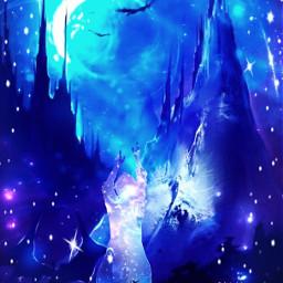 dancinginthelight picsartchallenge satrs fantasy moonlight ircdancinginthemoonlight freetoedit