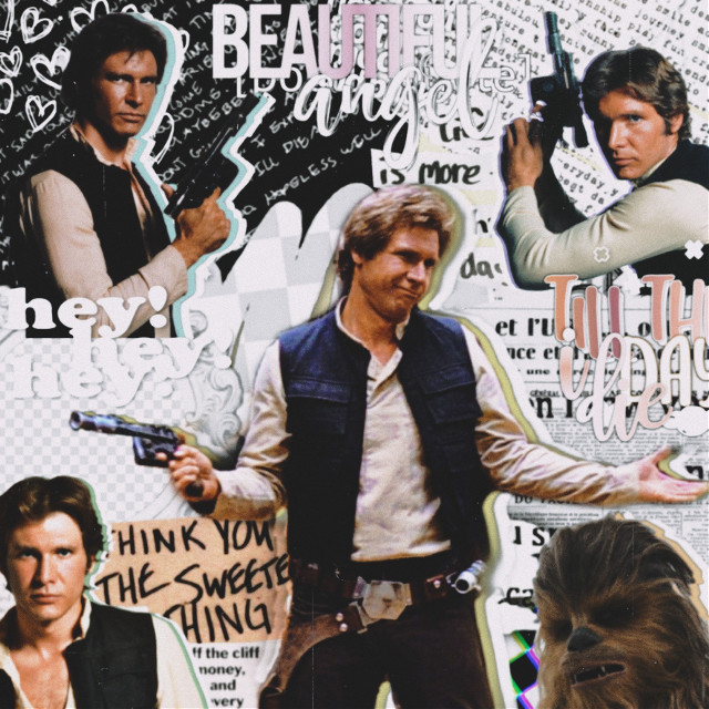 This one was suggested by @skyehighxo!!! I hope that you love it!! ❤️❤️  #freetoedit #hansolo #starwars #starwarsedit