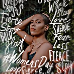 girl women strong girlpower womensday rcwomensday IWD2020 WomensDayReplay