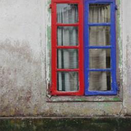 window vintage retro simply