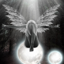 freetoedit myedit editebyme surreal angel