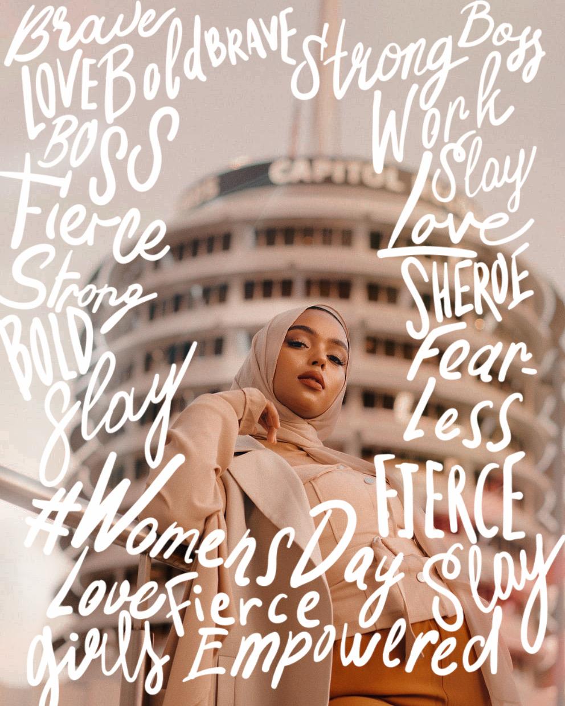 #freetoedit #iwd2020 #internationalwomensday #womensday #hijab #arab
