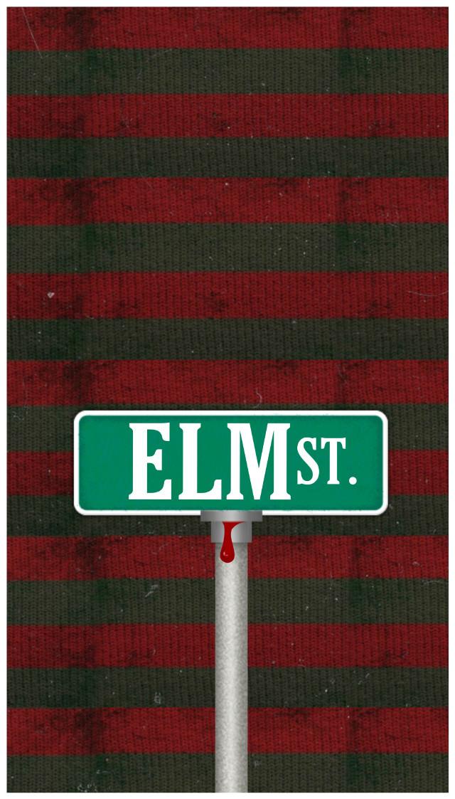 #elmstreet #freddykrueger  #freetoedit