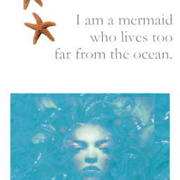 freetoedit mermaid aesthetic interesting california