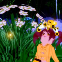 sunflower roblox royalehigh rh yellow freetoedit