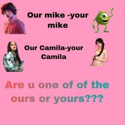 freetoedit camilamendes camilacabello mikewazowski strangerthingsmike